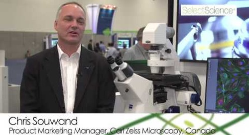 ZEISS @ Neuroscience 2016: New ZEISS Axio Observer microscope stands