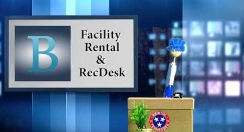 Billy Bristol Discusses the Facility Rental & RecDesk Modules of the My Bristol TN App