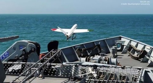 Royal Navy Unmanned Aerial Systems