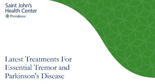 Latest Treatments For Essential Tremor and Parkinson's Disease Webinar