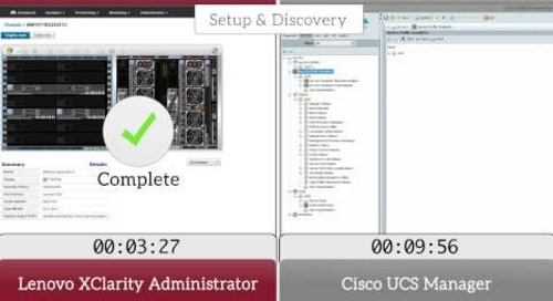 Lenovo XClarity Administrator - Competitive comparison by Principled Technologies