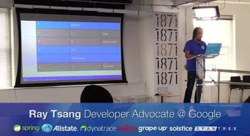 Chicago - The Power of  Spring Data: How I Wrote a Spring Data Adapter for Spanner