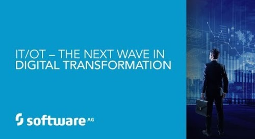 Demo: IT & OT – The Next Wave in Digital Transformation