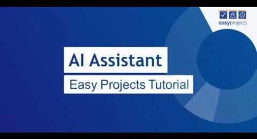 AI Assistant - Easy Projects Tutorial