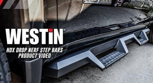 HDX Drop Step Nerf Bars