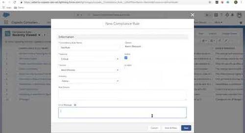 Copado Compliance Hub
