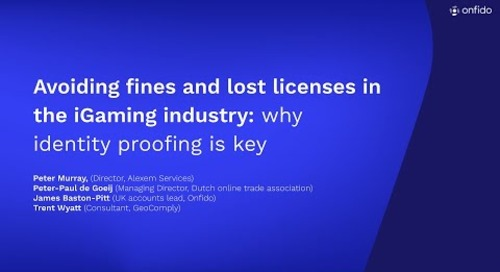 Avoiding fines and lost licenses in the iGaming industry: why identity proofing is key