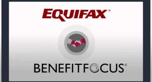 Benefitfocus and Equifax ACA Solutions