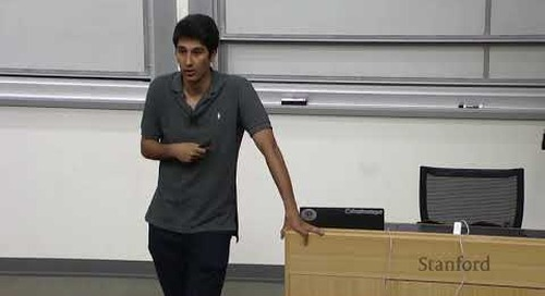Stanford CS230: Deep Learning   Autumn 2018   Lecture 2 - Deep Learning Intuition