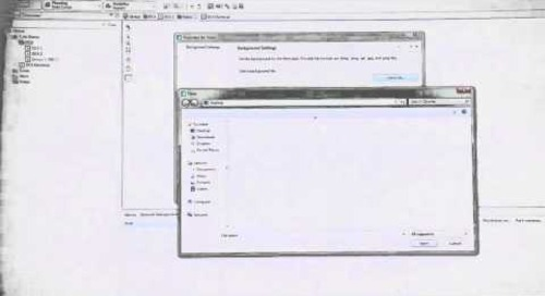 Importing CAD Files into StruxureWare™ Data Center Operation for Co-location