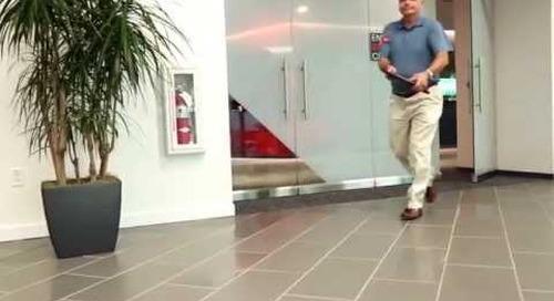 Lenovo Enterprise Briefing Center -  Promo video