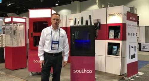 Southco em Expo ISE 2018 - Primeiro Dia