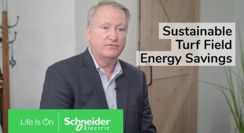 Scurry-Rosser ISD Scores Sustainable Turf Field with Energy Savings   Schneider Electric