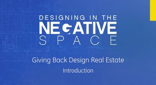 Designing in the Negative Space Introduction