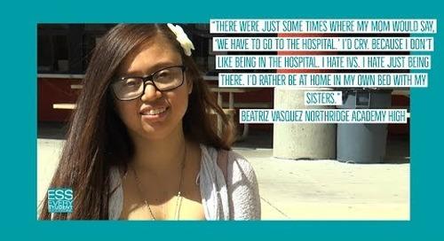 Northridge Academy student gets new heart