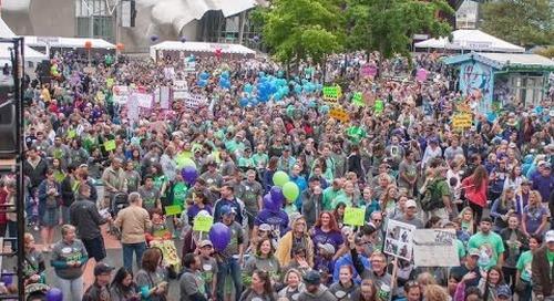 2016 Seattle Brain Cancer Walk