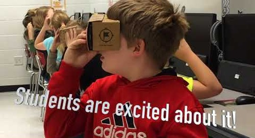 3D Technology and Virtual Reality with Tennessee Virtual Online School