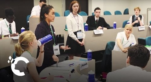 Model United Nations: Evatt National Finals