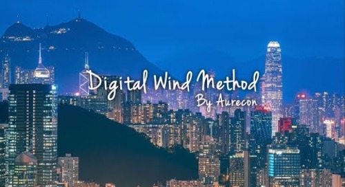 The Digital Wind Method by Aurecon