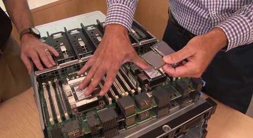 Lenovo ThinkSystem SR950 Server Video Walkthrough