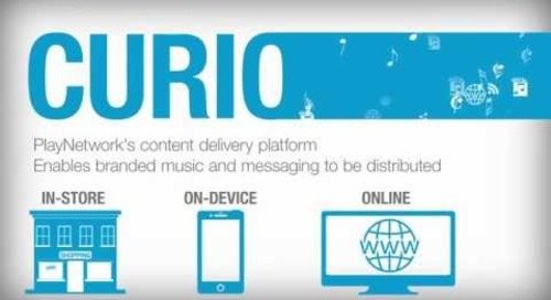 PlayNetwork: CURIO Overview