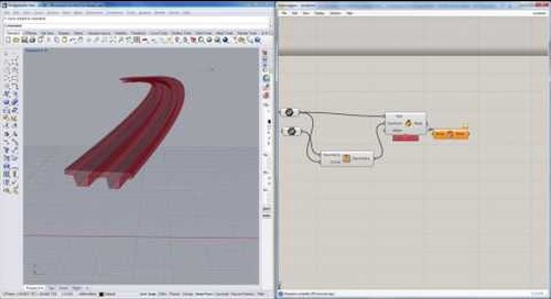 Grasshopper Tekla Live Link Beta Bridge Demo Pt1