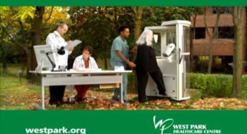 West Park's New TV Commercial