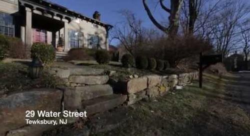 SOLD, Video of 29 Water Street, Tewksbury Twp NJ - Real Estate Homes For Sale