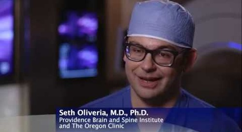 Providence Wellness Watch KGW Nov 2017 30 Deep Brain Stimulation Dr. Oliveria