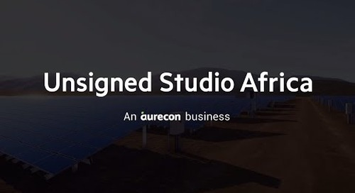 Unsigned Studio: Launching immersive, interactive visual communications in Africa