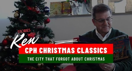 The City That Forgot About Christmas   Children's Christmas Bible Story Book Read Aloud
