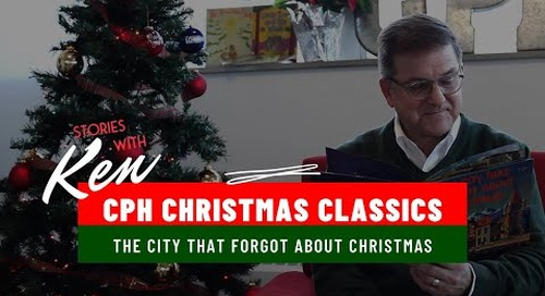The City That Forgot About Christmas | Children's Christmas Bible Story Book Read Aloud
