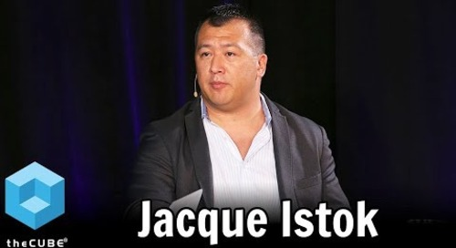 Jacque Istok, Pivotal   BigData NYC 2017
