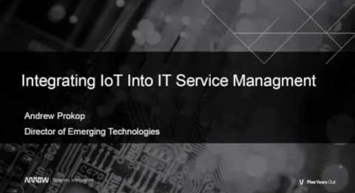 Integrating IoT into an Incident Management System