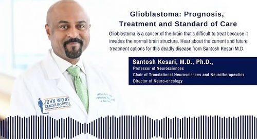 Glioblastoma: Prognosis, Treatment and Standard of Care