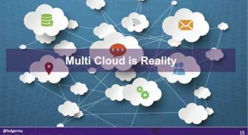 How Important is Platform and Cloud Portability? — Coté, Mueller, Gregory