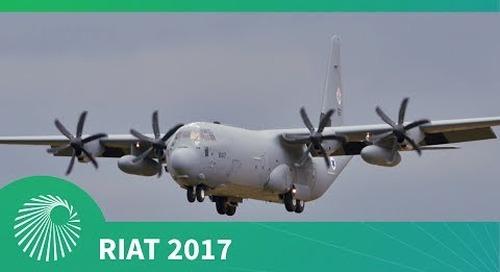 RIAT 2017: Israeli Air Force 669 Unit's specialist paramedics and combat rescue teams