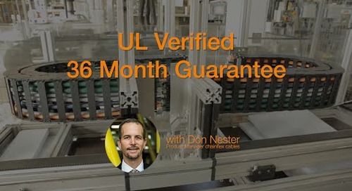 chainflex® - UL Verified 36 Month Guarantee Webinar