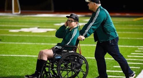 Inspiring Edison High Soccer Star Overcomes Brain Injury