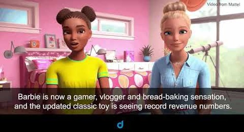 It's A Barbie World —  And This Time It's Digital