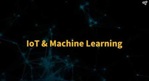 IoT & Machine Learning