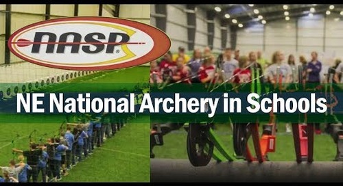 NASP Tournament: Archery Range Scoring