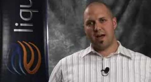 Vision Creative's Camron talks about web hosting support with 100% Uptime for Design Agency