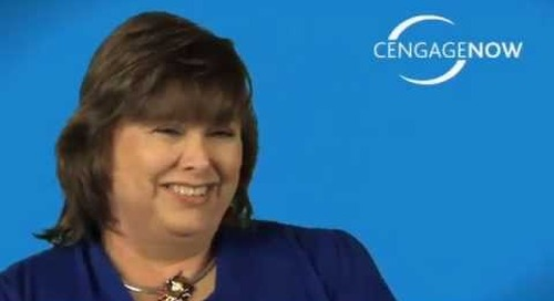CengageNOW Instructor Testimonial: Dawn Stevens