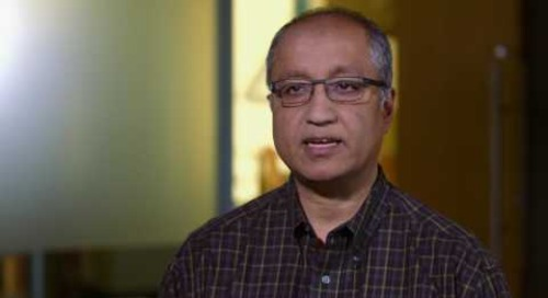 Renu Raman of SAP talks about ThinkSystem and ThinkAgile data center solutions