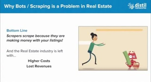 Web Scrapers and Your Listing Data: High Risk Lessons