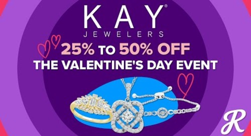 The Deal Download With Kay Jewelers: Valentine's Day Gifts and Deals to Love