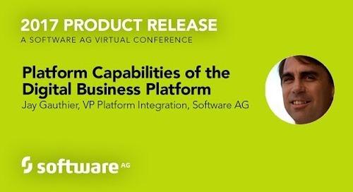 Platform Capabilities of the Digital Business Platform