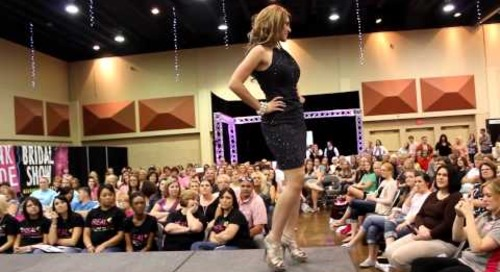 Tri-Cities Pink Bridal Show Fashion, Summer 2014