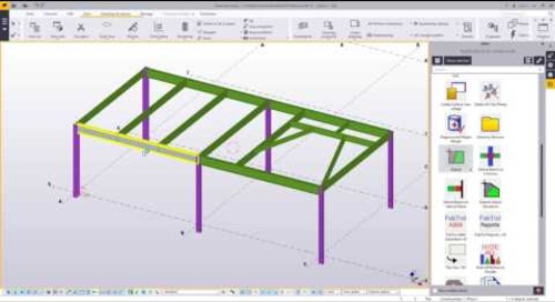 Extend Tools in Tekla Structures